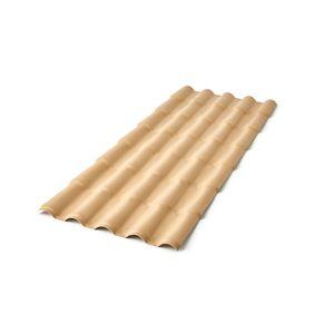 Telha-PVC-Colonial-Marfim-328X86cm-Precon-