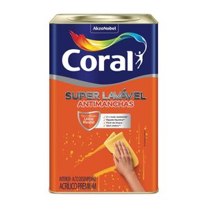 Tinta-Acrilica-Super-Lavavel-Antimanchas-Eggshell-Branco-Gelo-18L-Coral