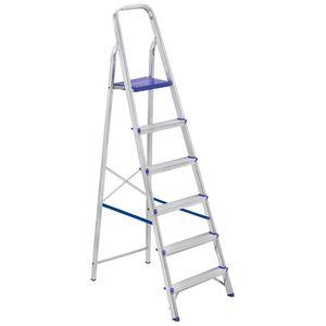 Escada-Prima-Domestica-6Degraus-Aluminio-SBA