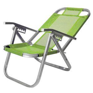 Cadeira-de-Praia-Ipanema-Reclinavel-Verde-Primavera-Botafogo