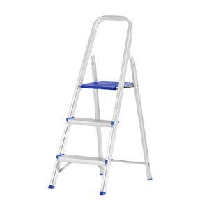 Escada-Prima-Domestica-3Degraus-Aluminio-SBA