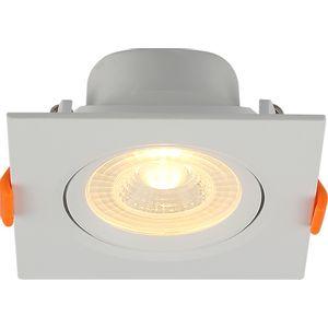 Spot-Led-de-Embutir-Quadrado-6W-Bivolt-6500K-Branco-Blumenau