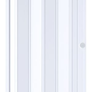 Porta-Sanfonada-Pratica-210X60-Branca-Easy-Lock