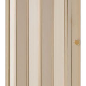 Porta-Sanfonada-Pratica-210X80-Bege-Easy-Lock