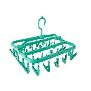 Mini-Varal-Multiuso-26-Prendedores-Verde-Secalux