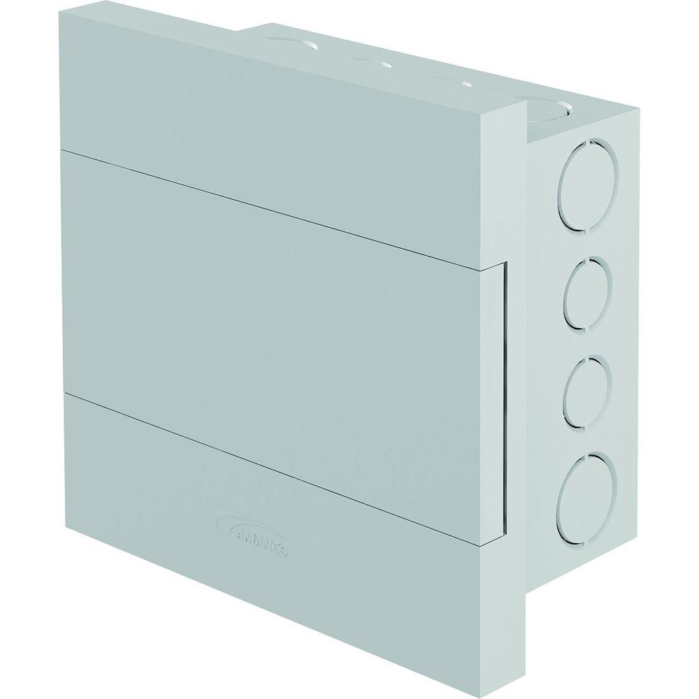 Quadro-de-Distribuicao-Liso-8-Disjuntores-C--Barramento-Branco-Amanco