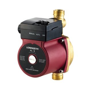 Pressurizador-PL9--9MCA--127V-Lorenzetti
