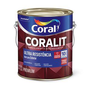 Esmalte-Sintetico-Coralit-Ultra-Resistencia-Alto-Brilho-Vermelho-36L-Coral