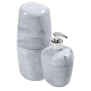 Kit-Plastico-P--Bancada-2-Pecas-Branco-Marmorizado-Astra