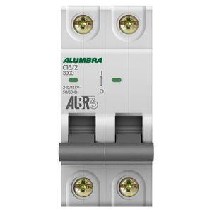 Disjuntor-C-2X16-DIN-Alumbra