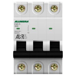 Disjuntor-C-3X40-DIN-Alumbra