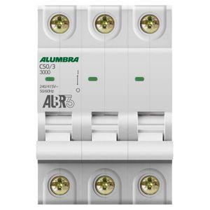 Disjuntor-C-3X50-DIN-Alumbra