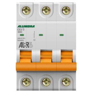 Disjuntor-C-3X63-DIN-Alumbra