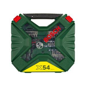 Kit-de-Acessorios-X-Line-54-Pecas-Bosch