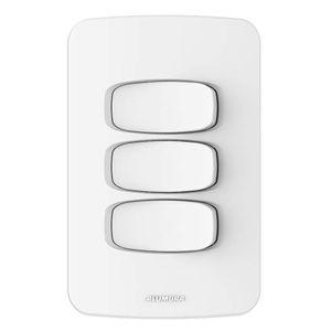 Conjunto-3-Interruptores-Simples-Gracia-4x2-10A-250V-Branco-Alumbra