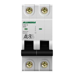 Disjuntor-C-2X40-DIN-Alumbra