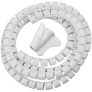 Super-Organizador-de-Fios---Cabos-22mm-Branco-Bemfixa
