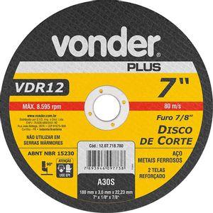 Disco-De-Corte-Plus-180MM-x-32MM-x-2223MM-VDR12-Vonder