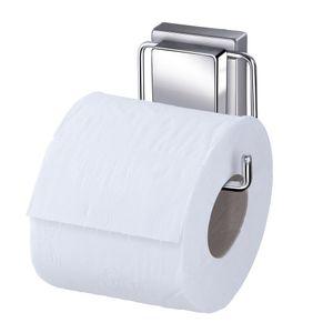 Porta-Papel-Higienico-Com--Fixacao-Por-Succao-Cromado-Arthi