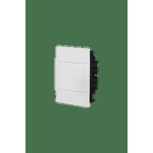 Quadro-Disjuntor-Para-Embutir-4DIN-Sem-Barramento-Branco-Pial