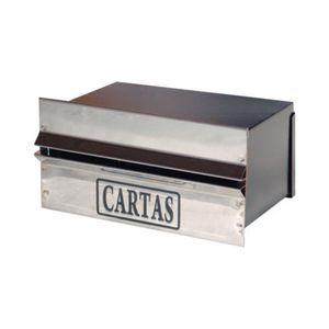 Caixa-De-Correio-Popular-20x23x11cm-Para-Muro-Ouro-De-Minas