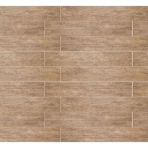 Porcelanato-Portobello-Esmaltado-Peroba-Envelhecida-Castanho-Marrom-20x120cm