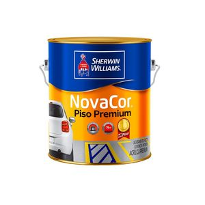 Tinta-Novacor-Premium-Acrilico-Para-Piso-Liso-Vermelho-Seguranca-36L-Sherwin-Williams