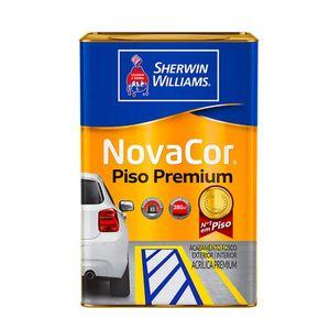 Tinta-Novacor-Premium-Acrilico-Para-Piso-Liso-Verde-18L-Sherwin-Williams