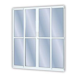 Porta-de-Correr-Aluminio-Solida-4F-210X200CM-Branco-MGM