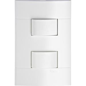 Conjunto-2-Interruptores-Simples-10A-250V-Lunare-Branco-Polar-Schneider