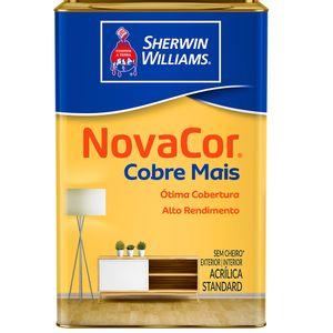 Tinta-Acrilica-Novacor-Cobre-Mais-Branco-Fosco-18L-Sherwin-Williams