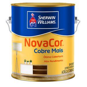 Tinta-Acrilica-Novacor-Cobre-Mais-Verde-Campestre-Fosco-36L-Sherwin-Williams