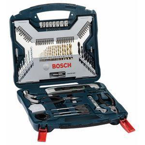 Kit-Pontas---Brocas-X-line-Bosch