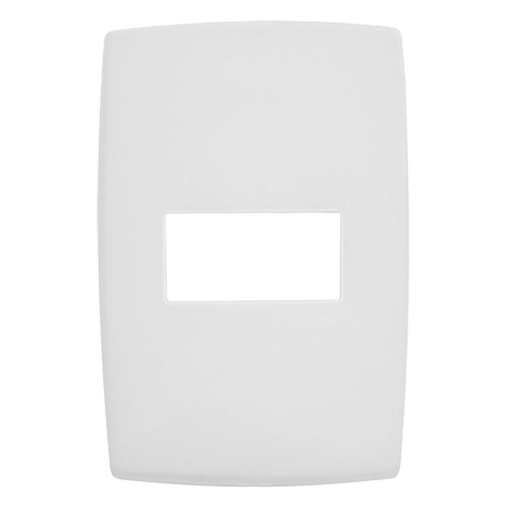 Placa-1-Posto-Horizontal-Pial-Plus-4x2-Pial
