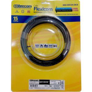 Cabo-Flexivel-100mm-750V-Blister-15m-Preto-Cobrecom