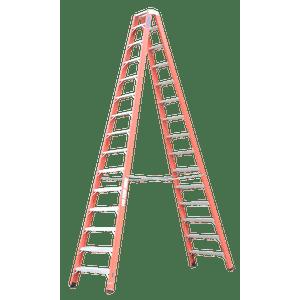 Escada-Fibra-Duplo-Acesso-TF-14-Cogumelo