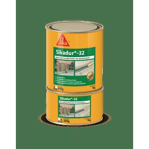 Adesivo-Sikadur-32-Fluido-Pote-Cinza-1kg-Sika