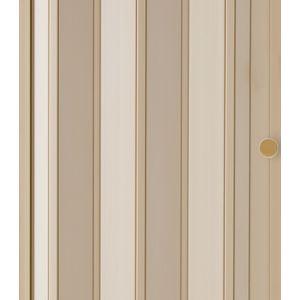 Porta-Sanfonada-Pratica-210X60-Bege-Easy-Lock