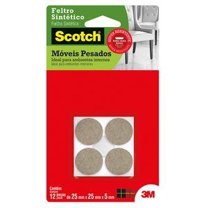 Feltro-Sintetico-Super-Resistente-Marron-Redondo-G-Scotch-3M