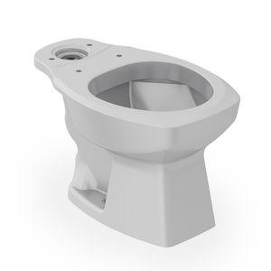 Vaso-Para-Caixa-Acoplada-Thema-Plus-Cinza-Platina-Incepa