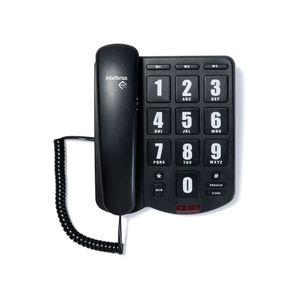 Telefone-Com-Fio-Tok-Facil-Preto-Intelbras
