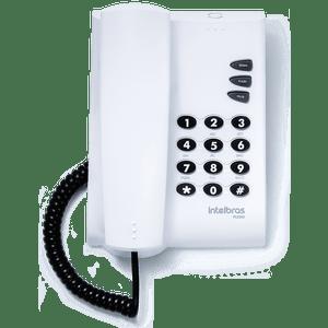Telefone-Com-Fio-Pleno-Cinza-Artico-Intelbras