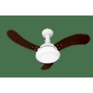Ventilador-de-Teto-One-Led-3P-127V-BrancoTabaco-Venti-Delta