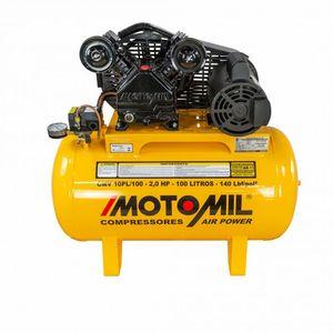 Compressor-Profissional-Leve-CMV-10PL-100-2HP-127-220V-Motomil