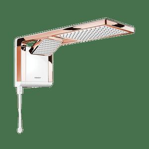 Chuveiro-Acqua-Due-Ultra-Eletronico-220V-7800W-Branco-Rose-Gold-Lorenzetti
