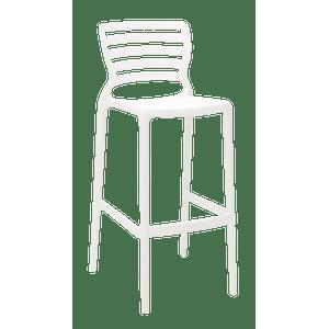 Cadeira-Tramontina-Alta-Bar-Sofia-Summa-Branca
