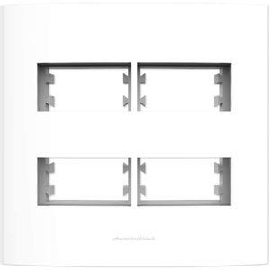 Placa-Pro-4-Modulos-Com-Suporte-Inova-4x4-Alumbra