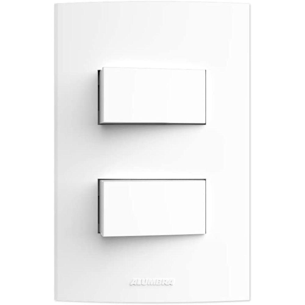 Conjunto-2-Interruptores-Simples-10A-4x2-Alumbra