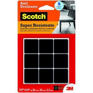 Protetor-Antideslizante-Preto-Quadrado-G-Scotch-3M