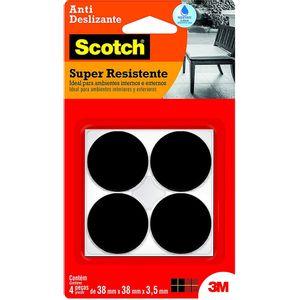 Protetor-Antideslizante-Preto-Redondo-GG-Scotch-3M